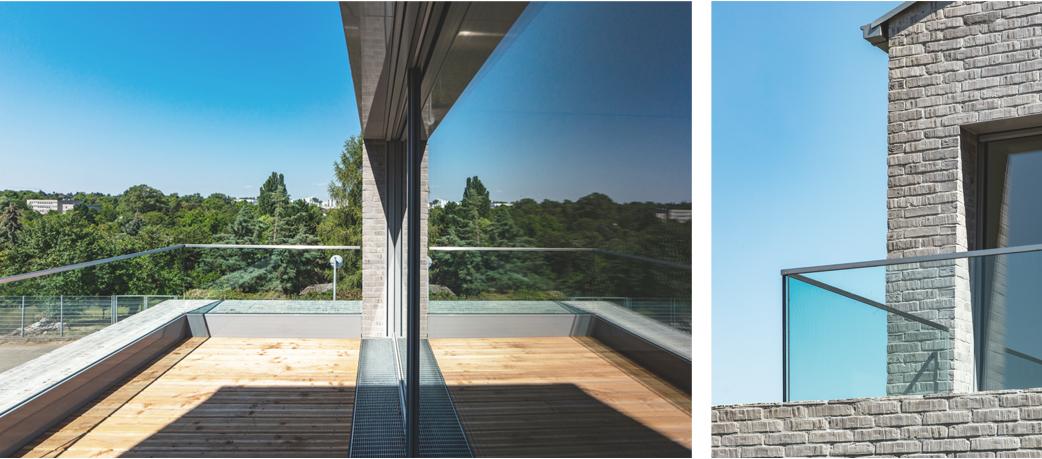 Terrasse Architektur