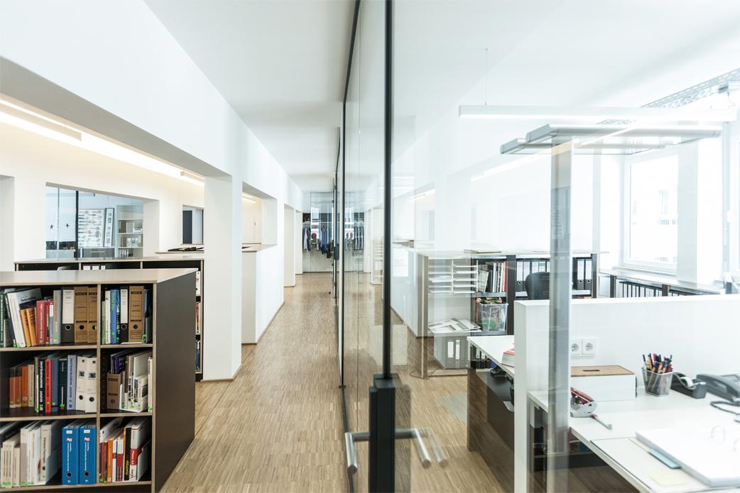 Büroausbau Wiesbaden