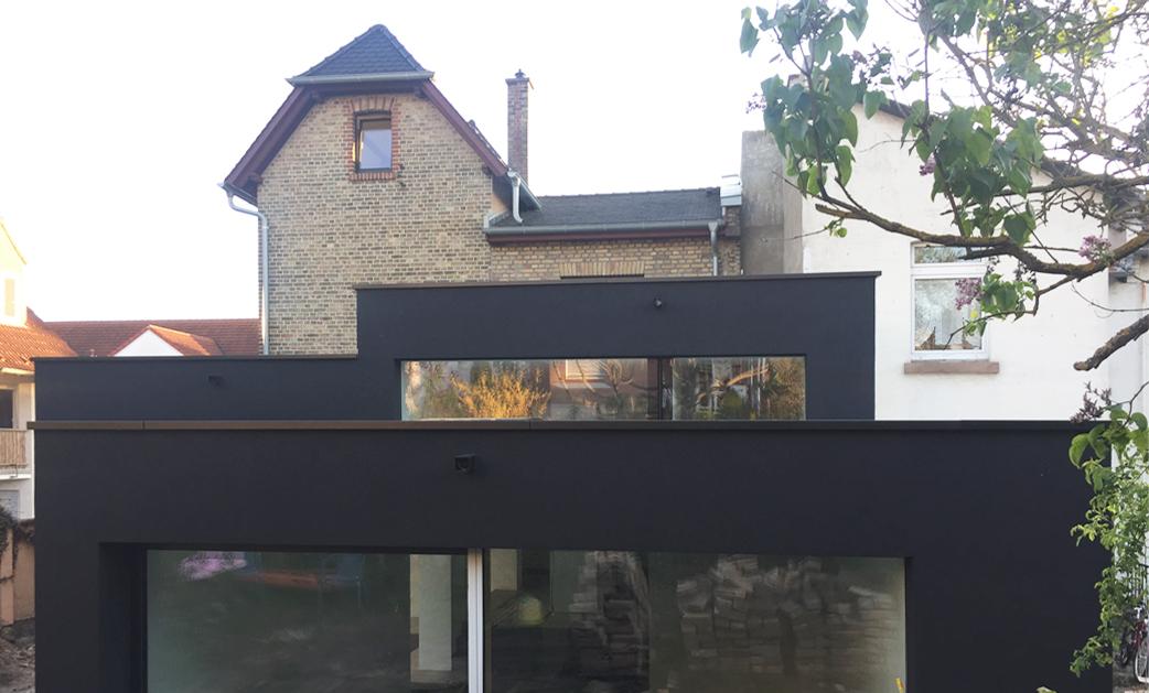 Anbau Architektur Mainz