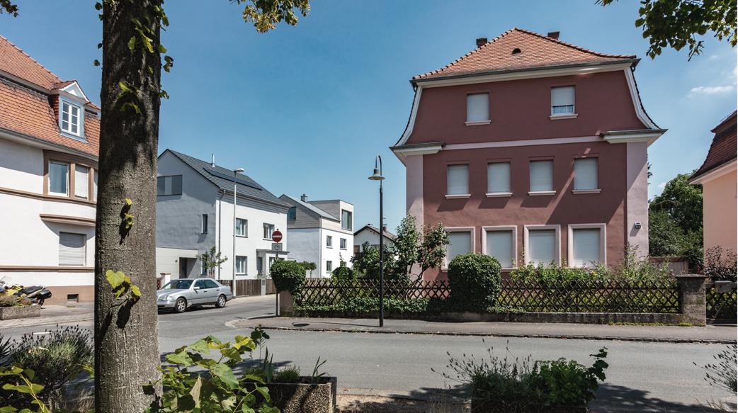 Gebäudeensemble Mainz